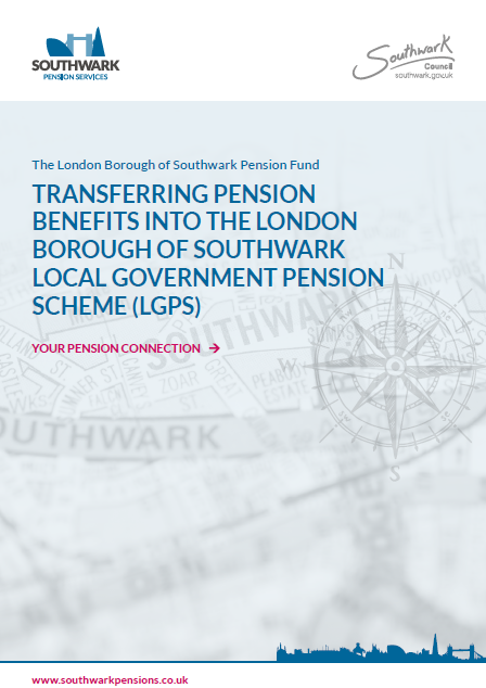 Icon for Transferring pension factsheet