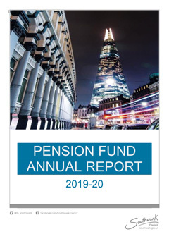 Icon for Pension Fund Annual Report 2019/20