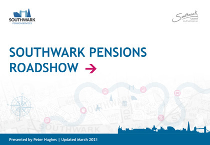 Icon for Introduction to pensions presentation